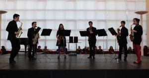 ensemble saxofones metropolitana