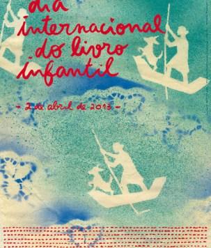 Maria João Worm, vencedora do Prémio Nacional de Ilustração do ano passado, é a autora do cartaz para o Dia Internacional do Livro Infantil.
