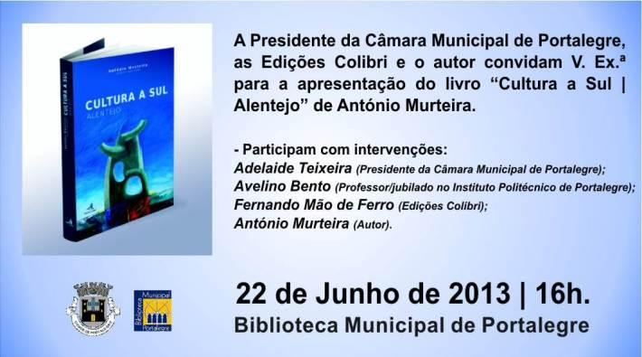 Cultura a Sul -  Alentejo - II