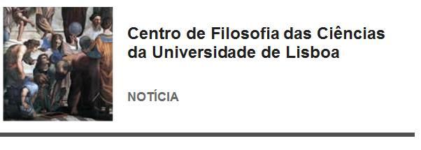 CFCUL - Notícia