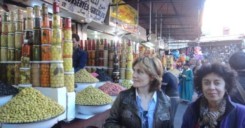 Mercado Zoco de Marraquech