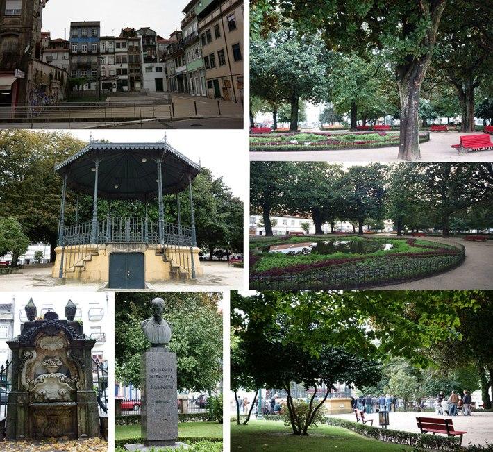 Jardim de S. Lázaro