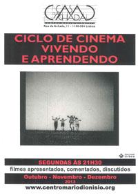 Ciclo de cinema - Vi vendo