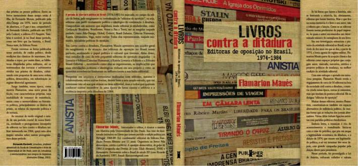 Livros contra a ditadura