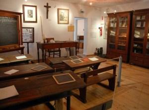 sala de aula antiga