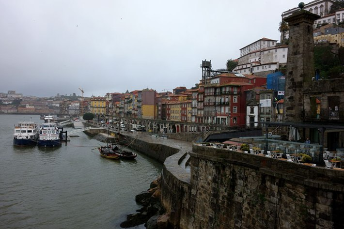 Ribeira, vista da Ponte luis I Fotog José Magalhães