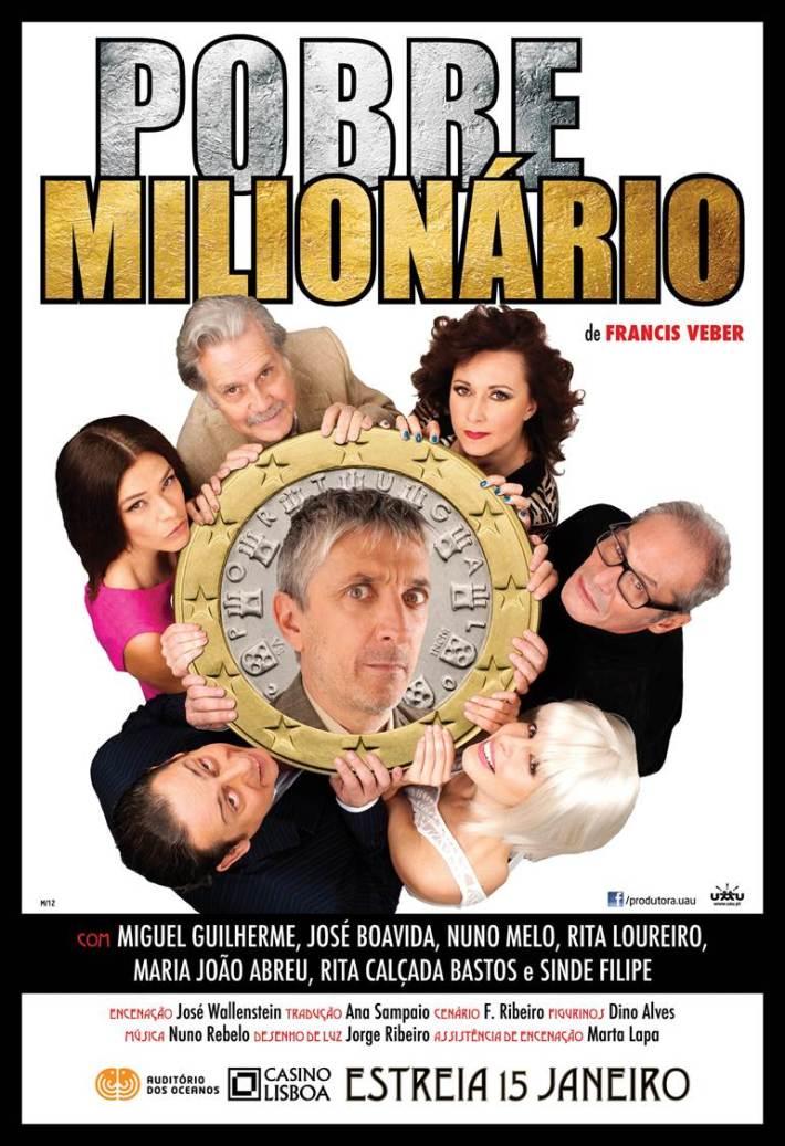 Pobre milionário
