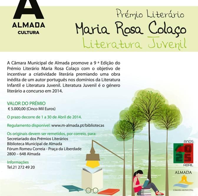 Prémio literário Maria Rosa Colaço - II