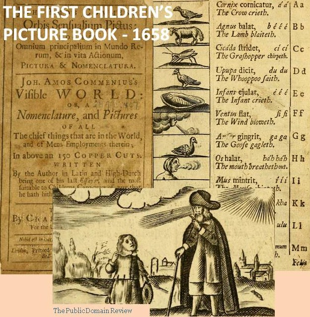 First Children's Picture BooK