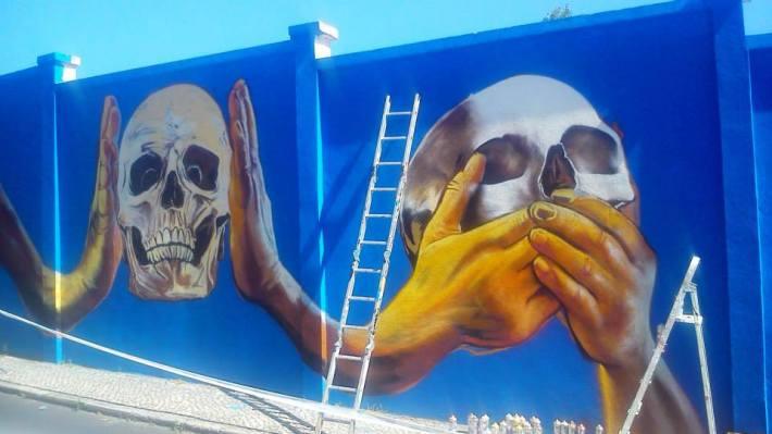 Rostos do Muro Azul -12