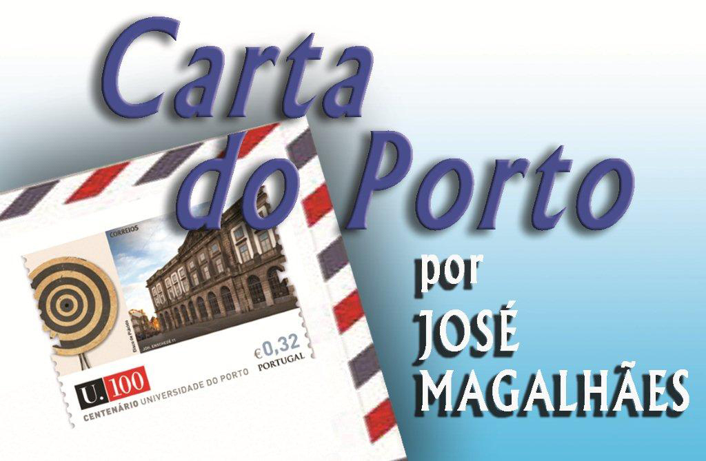 A Viagem dos ArgonautasUMA CARTA DO PORTO – Edição