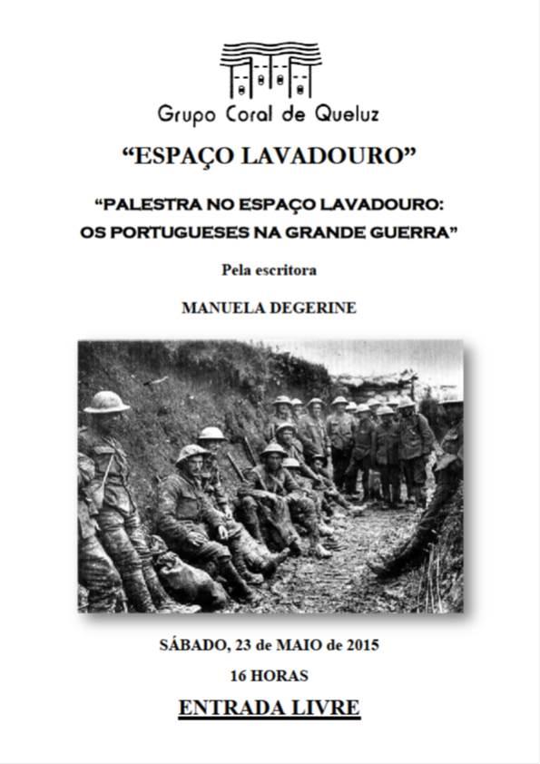 Os Portugueses na Grande Guerra