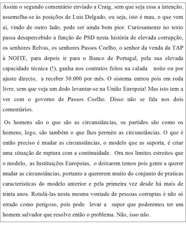 paul craig roberts - VII