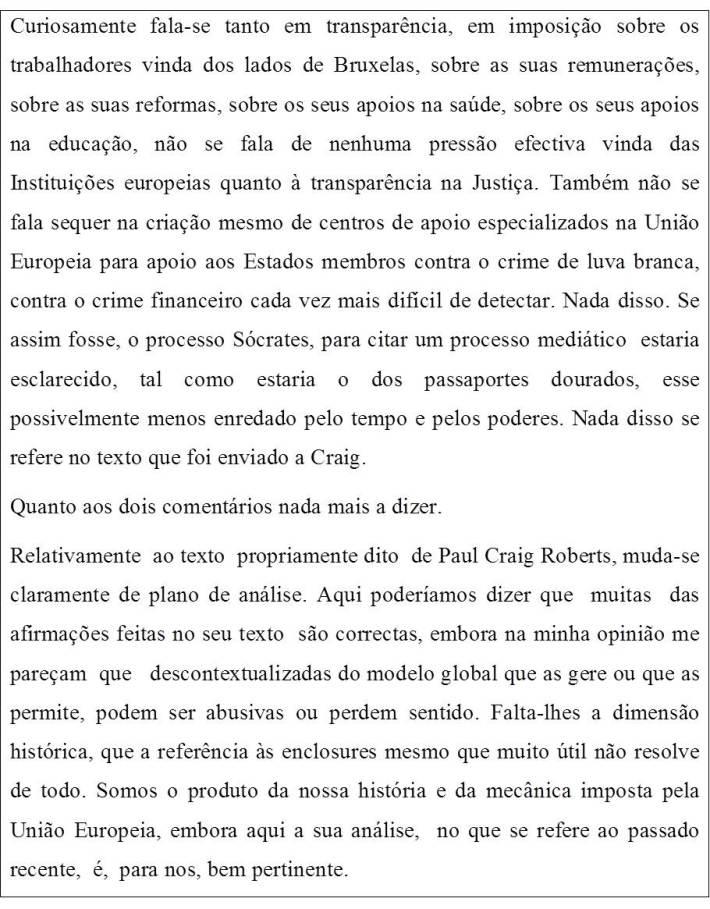 paul craig roberts - VIII