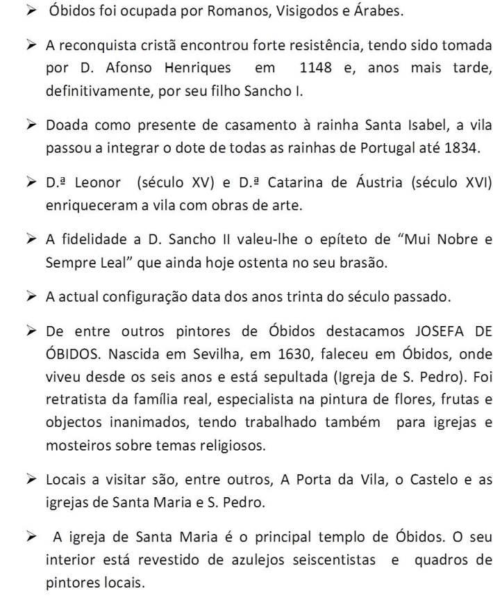 Vila de Óbidos - II