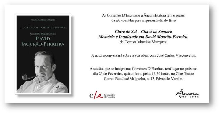 David Mourão-Ferreira - III