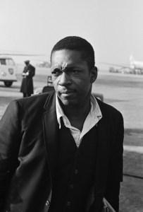John Coltrane, em 1963