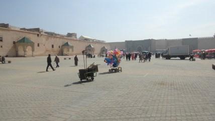 Plaza de Meknes