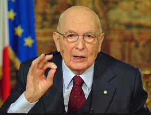 Giorgio Napoliatano