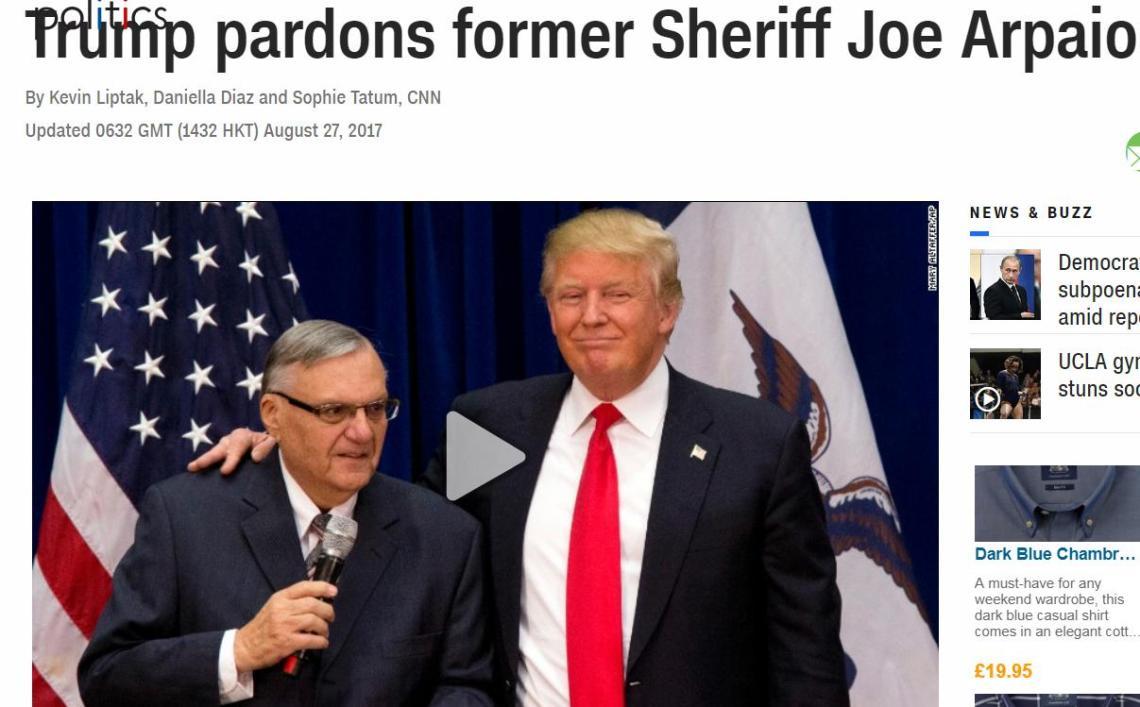 texto 1 2 trump pardons sheriff