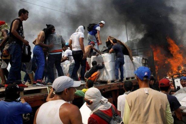 Venezuela 18 dia d 23F 1