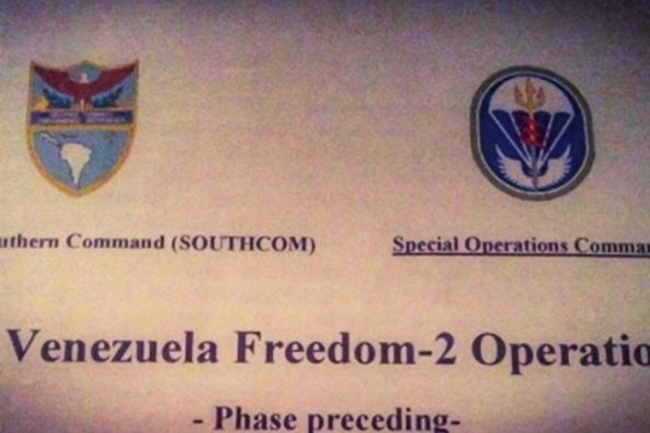 Venezuela 19 agressao à Venezuela roteiro 3 anos 1