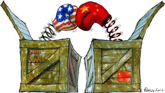 4 Donald Trump cria o caos com as suas tarifas de guerra comercial 1