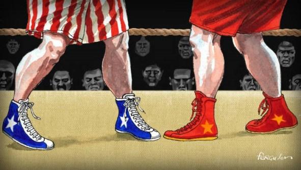 Ainda China EUA 1 O iminente conflito de 100 anos entre os EUA e a China 1
