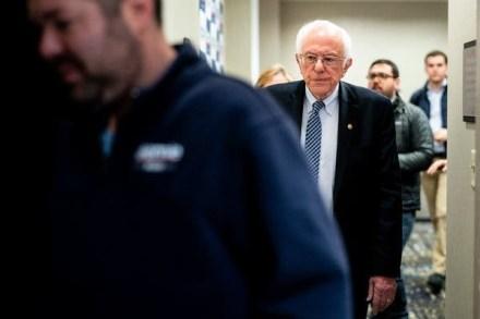 68 Discurso Completo de Bernie Sanders do fim da sua campanha