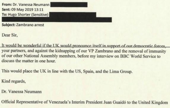 116 J McEvoy Venez Revelado Unidade britânica secreta que planeia a reconstrução da Venezuela 3