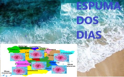 Espuma dos dias Espanha Virus