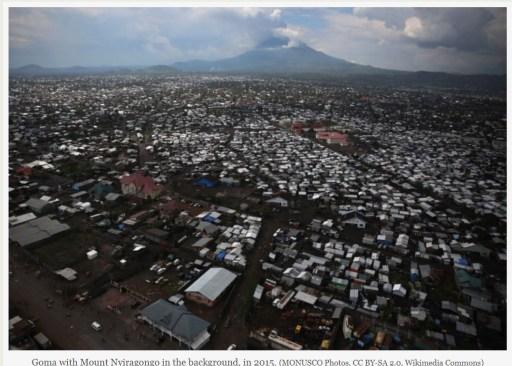 Guerras esquecidas massacres ignorados Texto 5. À medida que o mundo olha para o lado a morte espreita na RDC 5
