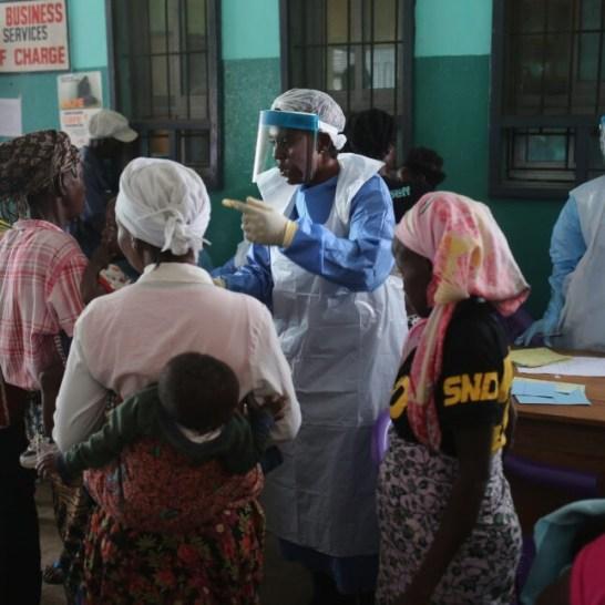 166 Epidemia 3 H Branswell Contra todas as probabilidades A verdadeira história como cientistas produziram vacina contra Ébola 1