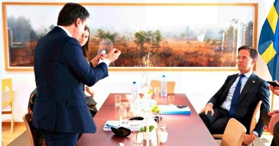 Cimeira UE 3 Fundo de recuperação frugais propõem 350 mil milhões subvenções e 350 mil milhões empréstimos 1