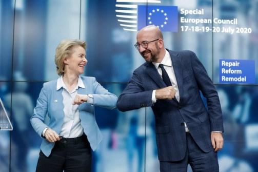 Cimeira UE 7 M Orange Europa um plano de estímulos para salvar a face 1