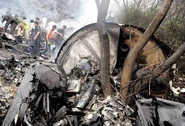 airblue crash pakistan