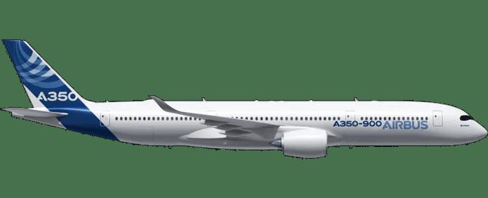 airbus a350 900