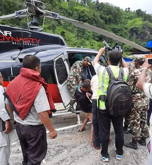air dynasty rescue
