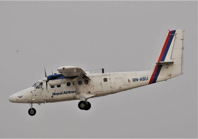 nac twin otter scaled
