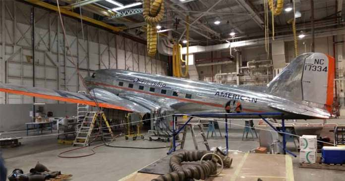 american airlines douglas dc 3 aviatechchannel
