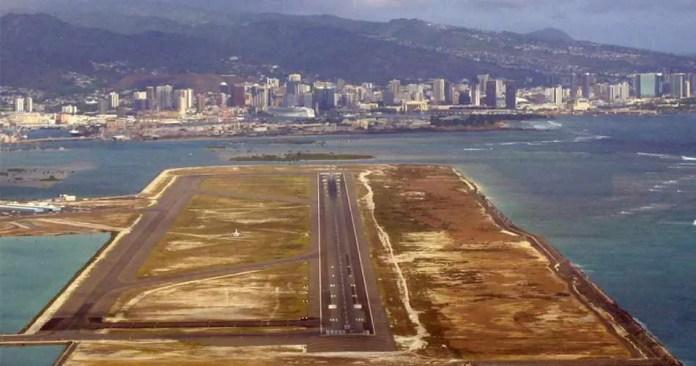 daniel k international airport aviatechchannel