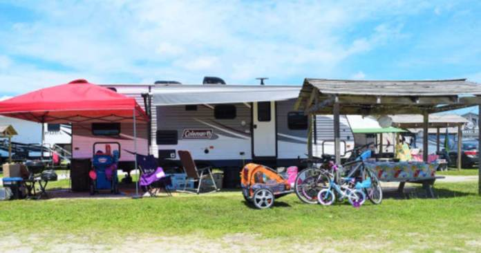 myrtle beach campsite aviatechchannel
