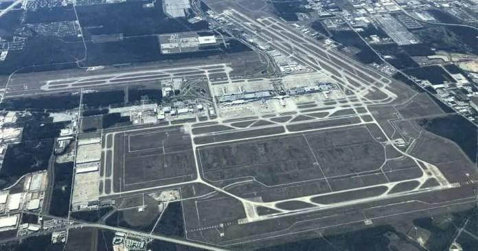 george bush intercontinental airport aviatechchannel