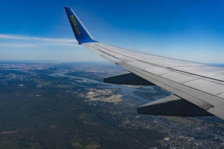 Inlandsflüge: Ukraine vor Abschaffung der Mehrwertsteuer