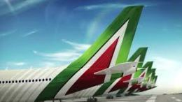 "Alitalia airline roadshow begins ""Tour of Italy"" 19"