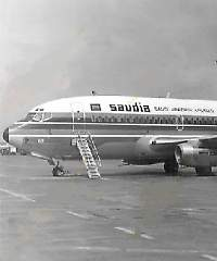 Saudi Arabian Airlines some time ago 3