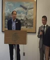 Pan Am International Flight Academy: Takeshi Negishi names president