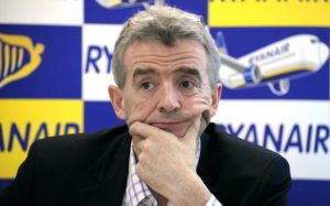 UK Civil Aviation Authority: Ryanair take care of your passengers now!