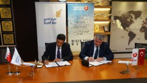 New Codeshare between Turkish Airlines and Golf Air