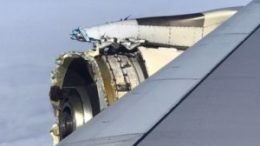 Air France A380 makes emergency landing in Canada after engine fails over Atlantic 3